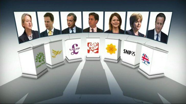 Leaders Line-up