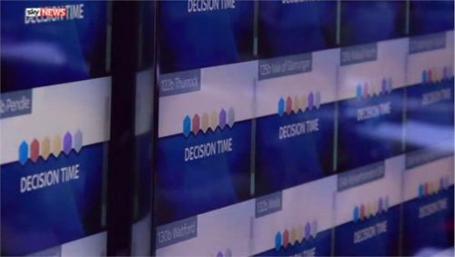 Sky News 2015 - General Election Promo - How Sky Will cover the Election (13)