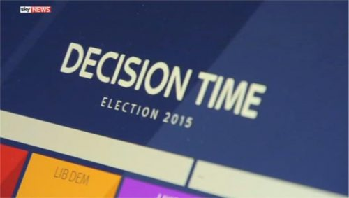 Sky News 2015 - General Election Promo - How Sky Will cover the Election (20)