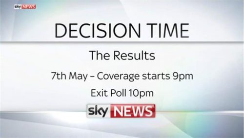 Sky News 2015 - General Election Promo - How Sky Will cover the Election (55)