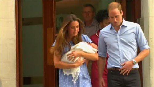 Sky News Promo 2015 - The Royal Baby (1)