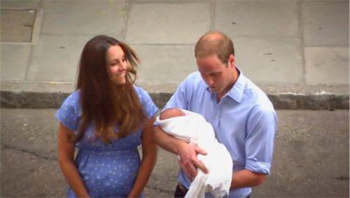 Sky News Promo 2015 - The Royal Baby (2)