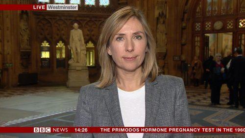 Vicki Young - BBC News Politcal Correspondent (3)