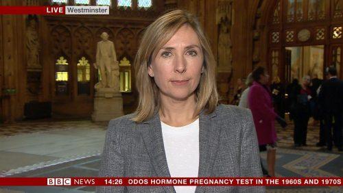Vicki Young - BBC News Politcal Correspondent (4)