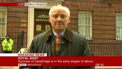 BBC News Images - Royal Baby II (1)