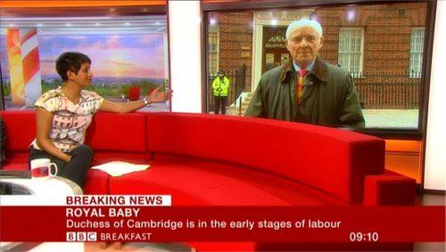 BBC News Images - Royal Baby II (2)