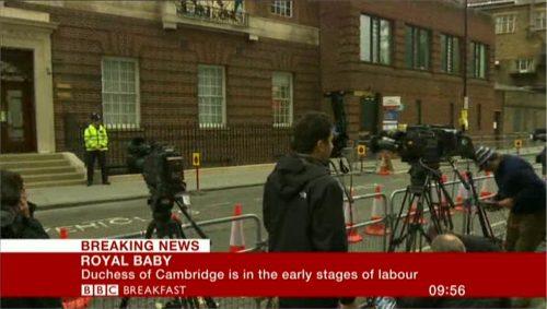 BBC News Images - Royal Baby II (4)
