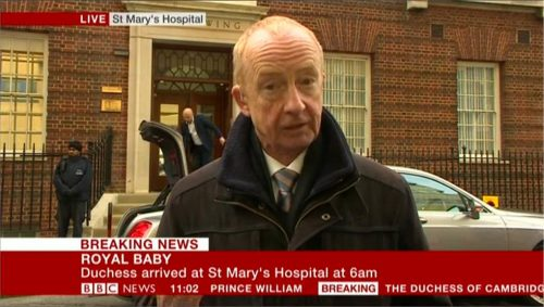 BBC News Images - Royal Baby II (5)