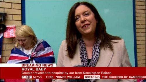 BBC News Images - Royal Baby II (6)