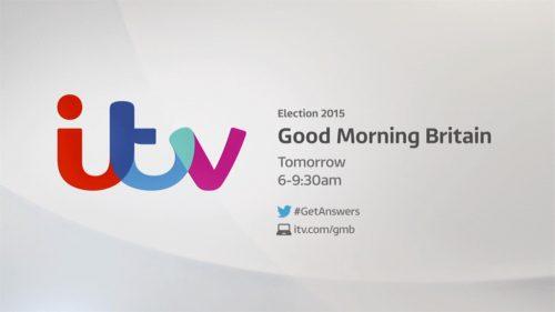Good Morning Britain Promo 2015 - General Election (16)