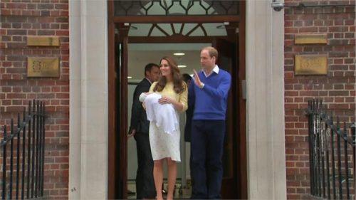 ITV News - Royal Baby II (c) (5)