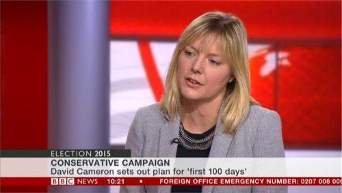 Images of Ellie Price - BBC News Reporter (1)