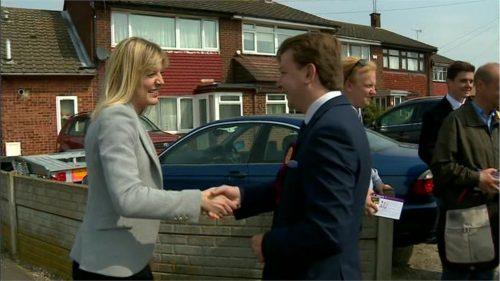 Images of Ellie Price - BBC News Reporter (2)