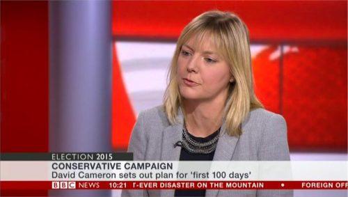 Images of Ellie Price - BBC News Reporter (8)