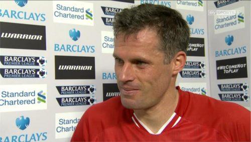 Jamie Carragher - Sky Sports Football (5)