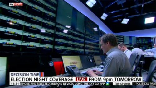 Sky News - General Election 2015 - Campaign Coverage (17)