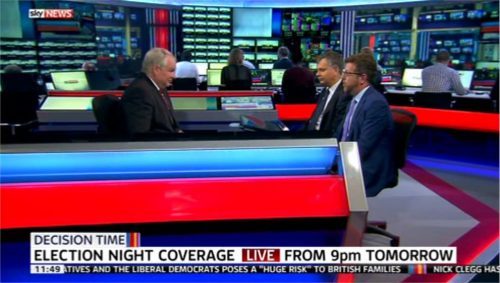 Sky News - General Election 2015 - Campaign Coverage (21)