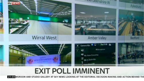 Sky News General Election 2015 Images (82)