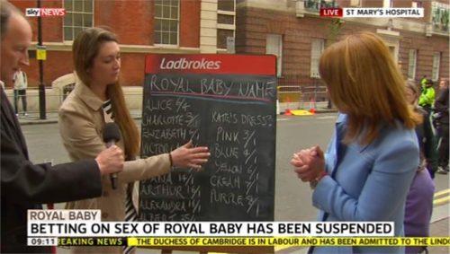 Sky News - Royal Baby II (a) (14)