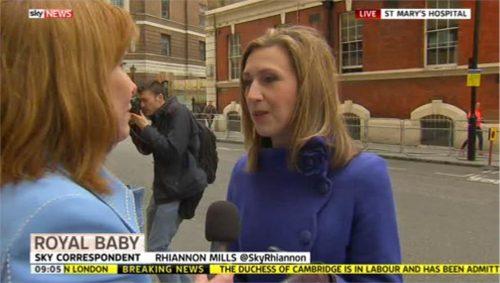 Sky News - Royal Baby II (a) (7)
