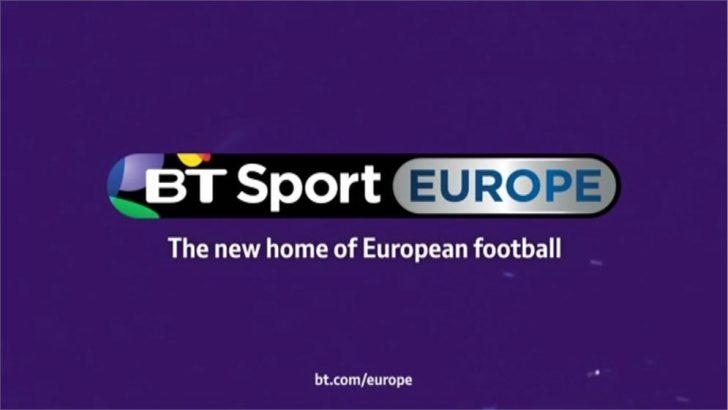 BT Sport Europe to be renamed BT Sport 3