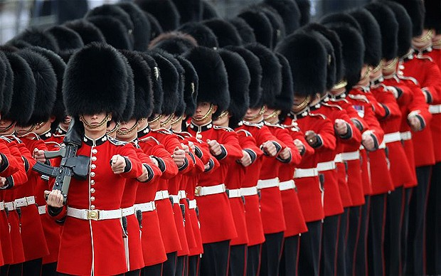 Trooping the Colour 2015 – Live TV Coverage on BBC One