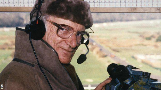 Former BBC horse racing commentator Sir Peter O'Sullevan has died aged 97