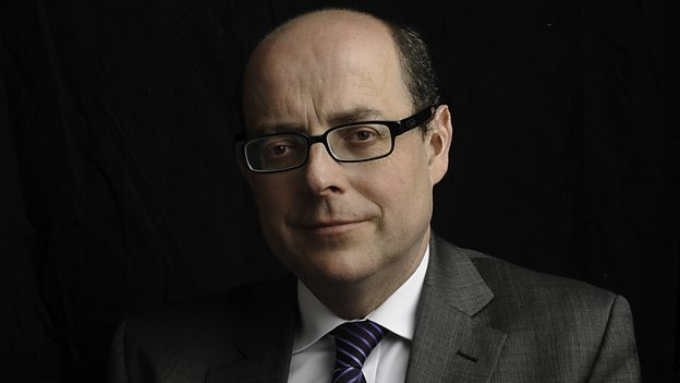 Nick Robinson to become a presenter on BBC Radio 4's Today programme