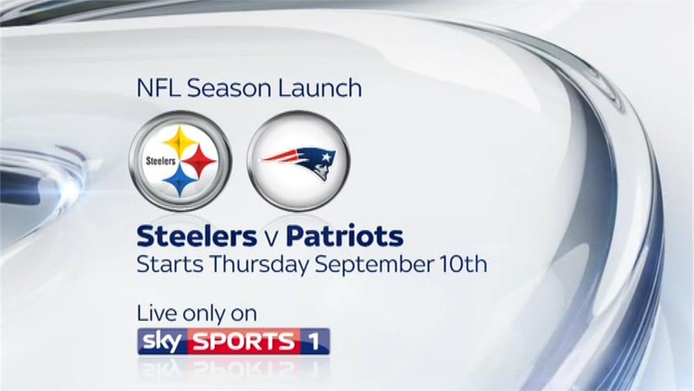 NFL 2015 Season – Sky Sports Promo