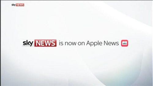 Sky News on Apple News (2)