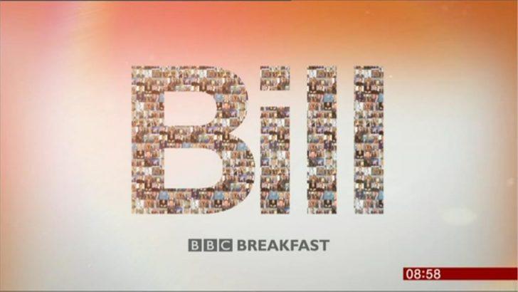 Video: Bill Turnbull's farewell segment on BBC Breakfast