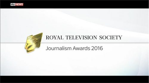 RTS News Channel of the Year - Sky News Promo 2016 03-10 12-40-40