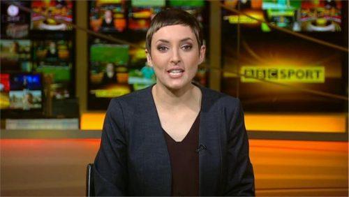 Delyth Lloyd - BBC Sport Presenter (2)