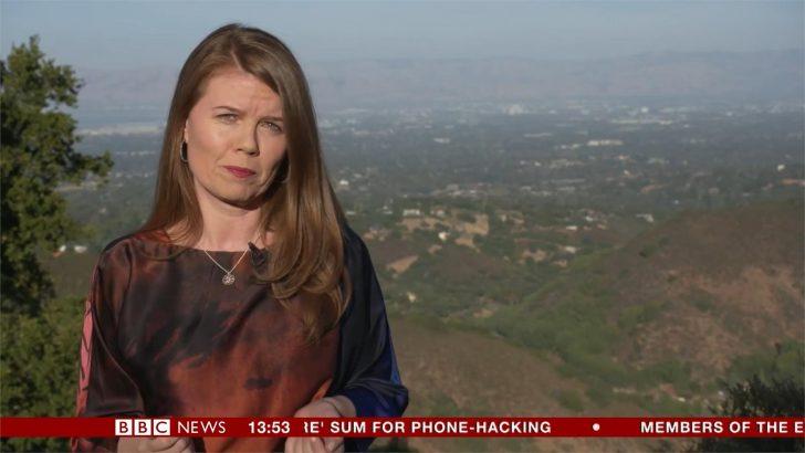 Nuala McGovern - BBC News Presenter