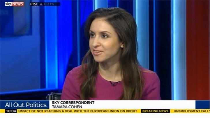Tamara Cohen Images - Sky News (4)