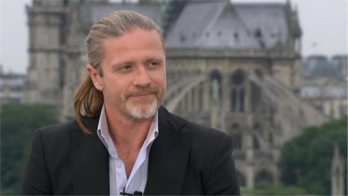 Emmanuel Petit - ITV Euro 2016 Pundit (2)