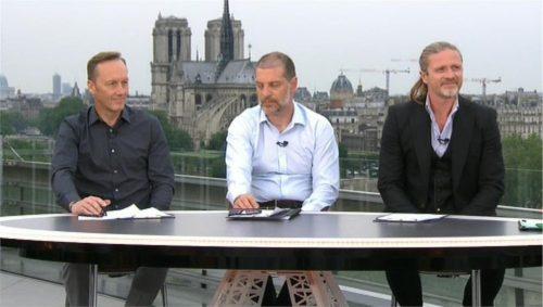 Euro 2016 - ITV Studio (2)