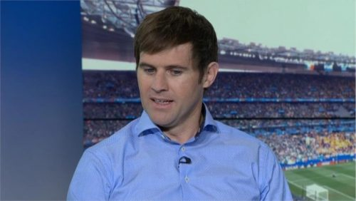 Kevin Kilbane - BBC Euro 2016 Pundit (1)