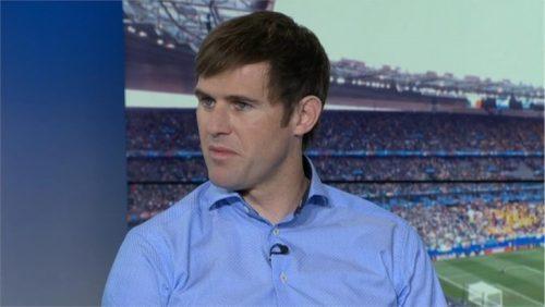 Kevin Kilbane - BBC Euro 2016 Pundit (3)