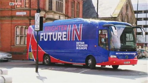 Sky News Promo 2016 - EU Debate - Kay Burley and Faisal Islam  (2)