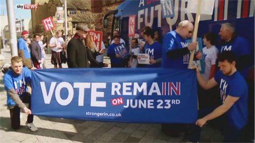 Sky News Promo 2016 - EU Debate - Kay Burley and Faisal Islam  (7)
