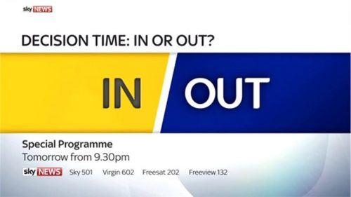 Sky News Promo 2016 - EU REF - The UK has decision to make 06-23 10-37-56