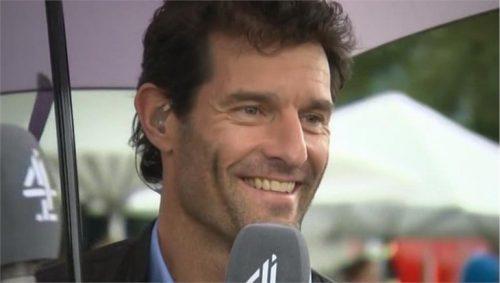 Mark Webber - Channel 4 F1 (1)