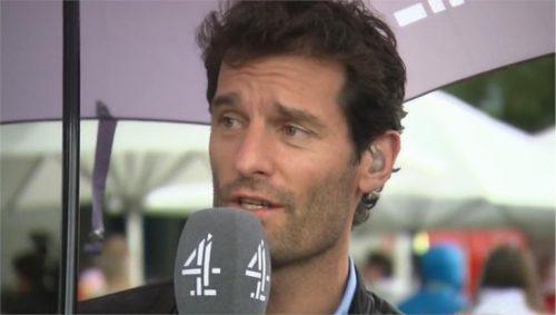 Mark Webber - Channel 4 F1 (4)