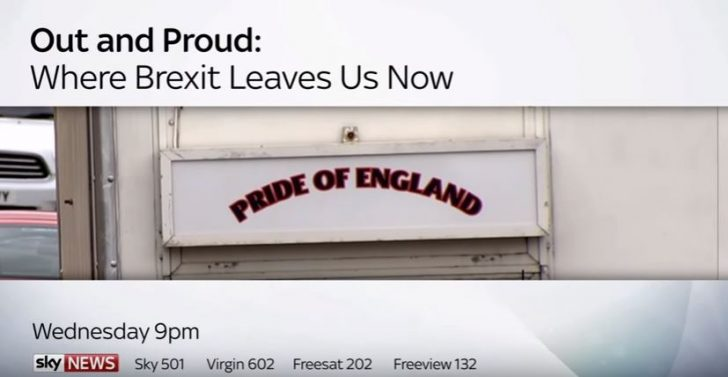 Out and Proud Where Brexit Leaves Us Now - Sky News Special