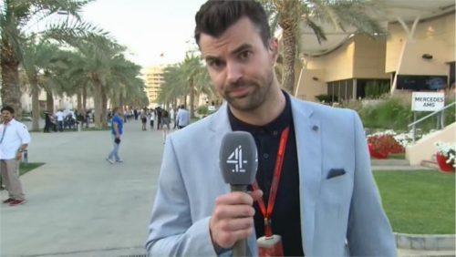 Steve Jones - Channel 4 F1 (1)