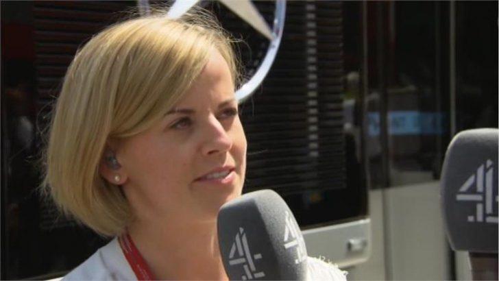 Susie Wolff - Channel 4 F1 (3)