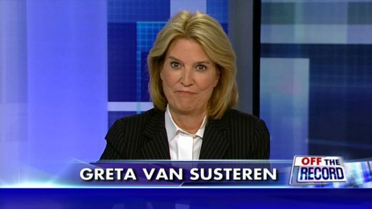Greta Van Susteren to leave Fox News with immediate effect