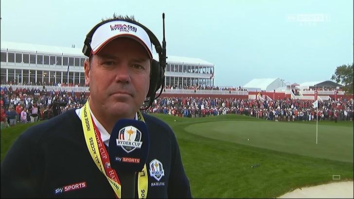 Rich Beem - Sky Sports Golf (3)
