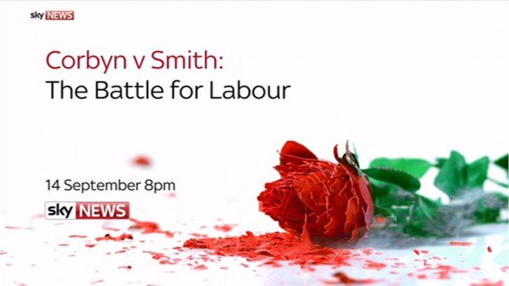 Sky News Promo  2016 - The Battle For Labour - Corbyn v Smith (9)